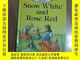 二手書博民逛書店WELL罕見LOVED TALES Snow White and Rose RedY380600 VERA s