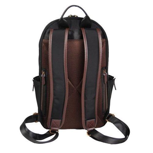RUSA RS-BB-503漫遊者電腦後背包 低奢褐