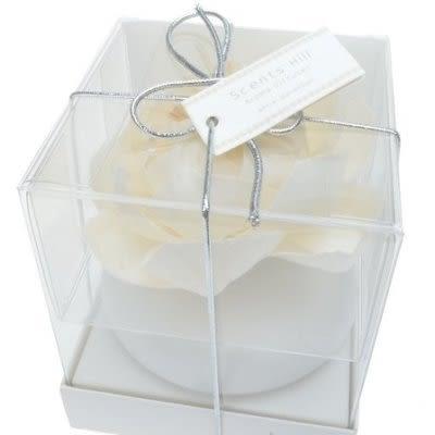 【岡山真愛香水化妝品批發館】Scents Hill 日式陶瓷扁圓擴香花禮盒 多款供選 100ML