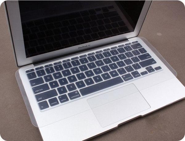 新竹【超人3C】矽膠筆電 超薄鍵盤保護膜 防水通用款10 12 13 14 15 17吋A款27*11公分0050003