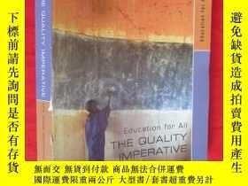 二手書博民逛書店Education罕見for All: The Quality