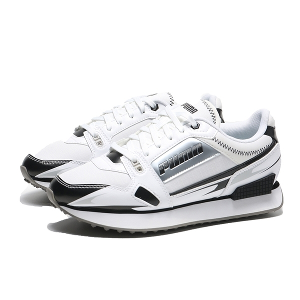 PUMA 休閒鞋 MILE RIDER SUNNY GATAWAY 蔡依林 銀灰 運動 女 (布魯克林) 37344305