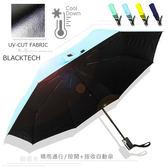 【限量-買一送一】41吋自動黑膠傘-遮光/遮雨_加大傘 / 晴天雨天一把搞定-自動傘-晴雨傘