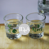 IDEA 韓國燒酒杯(4入)  酒杯 烈酒杯 杯子 居家生活 配件 燒酒