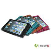 [富廉網] i-rocks 艾芮克 IRC14W iPad mini 專用皮革保護皮套