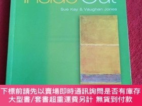 二手書博民逛書店new罕見inside out( )Y12345 Sue Kay Sue Kay ISBN:978140509