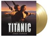 【停看聽音響唱片】【黑膠LP 】重回鐵達尼號電影原聲帶首批 金色彩膠(2LP )