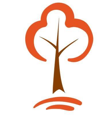 現代簡約客廳沙發背景牆裝飾畫抽象幸福發財樹無框畫臥室床頭掛畫