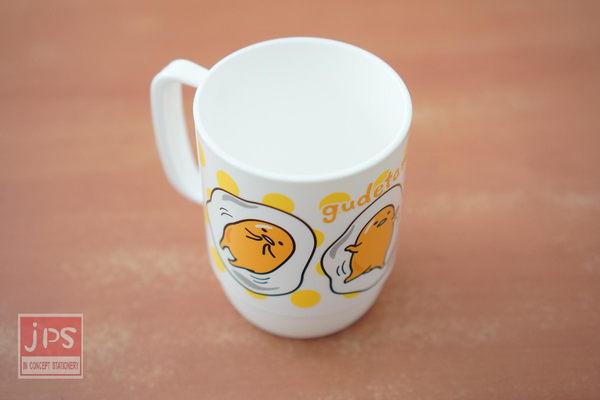 蛋黃哥 350c.c. PP水杯 (黃點點白)