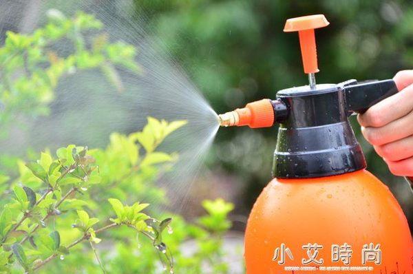 噴霧器 氣壓式噴霧器噴水壺 澆水壺灑水壺澆花噴壺消毒2L3L加厚 小艾時尚