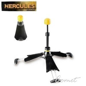 HERCULES DS440B TravLite 輕便型豎笛  HERCULES架