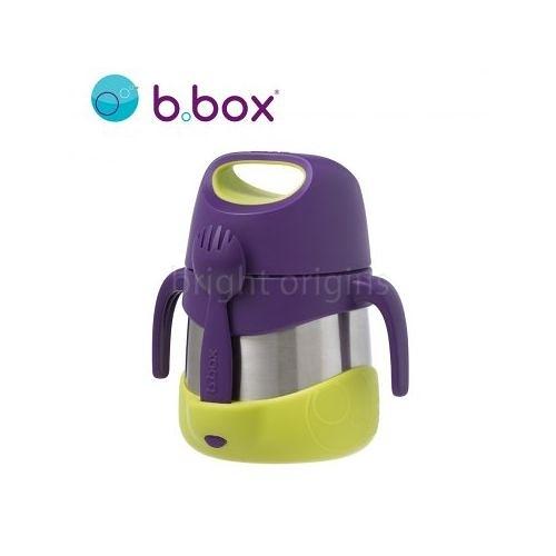 澳洲 b.box 不鏽鋼燜燒罐335ml(葡萄紫)[衛立兒生活館]