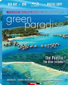 【停看聽音響唱片】【BD】綠色天堂:太平洋藍色島嶼green paradise