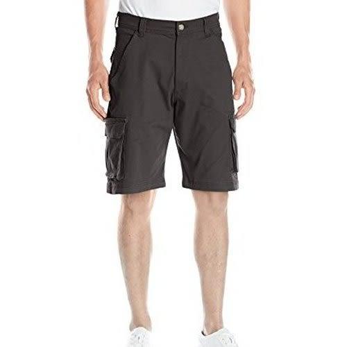 Wrangler 休闲Tampa货物短褲-(黑色)