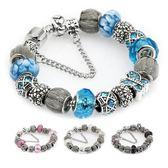 夏季飾品 手鏈串珠 水晶琉璃鑲鉆手鏈 s30
