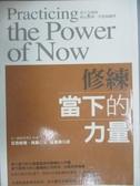 【書寶二手書T3/心靈成長_GAY】修練當下的力量_張德芬, 艾克哈特.托勒