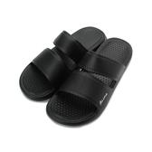 SLIPA 經典雙帶運動拖鞋 黑 MA08 男鞋 鞋全家福