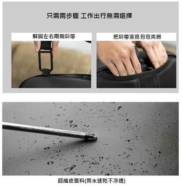 KGH168 電腦背包 防盜包 防水多功能商務手提男包 R5195