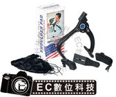 【EC數位】Hands Free Shoulder pad 相機 攝影機肩托架 DV支架 減震器 穩定器 穩定架 肩架