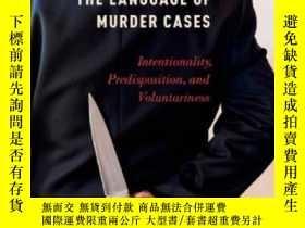 二手書博民逛書店The罕見Language Of Murder CasesY364682 Roger W. Shuy Oxfo
