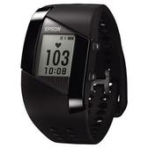 EPSON Pulsense 心率智慧手錶 PS-500B ★24期0利率 7種畫面顯示:即時心率、燃脂區間、步數等