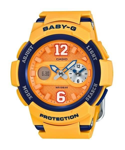 【時間光廊】CASIO 卡西歐 Baby-G 菊 立體錶面 全新原廠公司貨 BGA-210-4BDR