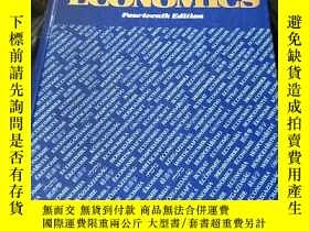 二手書博民逛書店【英文版】Micro罕見economics fourteenth