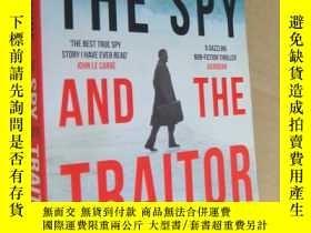 二手書博民逛書店The罕見Spy And The Traitor :The Gr