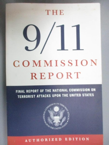【書寶二手書T2/社會_ISL】9/11 Commission Report: Final Report of the…