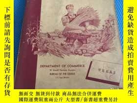 二手書博民逛書店UNITED罕見STATES CENSUS OF AGRICUL