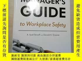 二手書博民逛書店The罕見Manager s Guide to Workplac