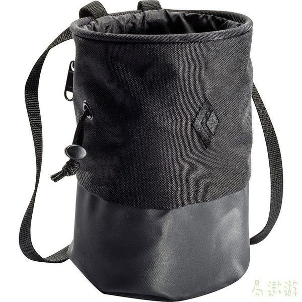 Black Diamond 美國 MOJO ZIP 粉袋 S/M Black/Slate 630136 裝備袋 [易遨遊]