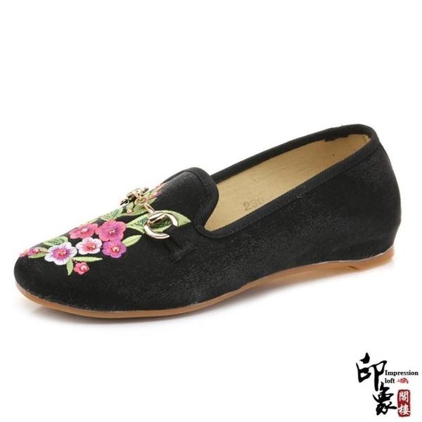 民族風傳統漢服女鞋復古布鞋繡花鞋仙女舞鞋低跟淺口單鞋女 萬聖節鉅惠