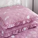 枕套純棉夾棉加厚枕頭套全棉大號成單人用枕芯罩枕皮人1快速出貨