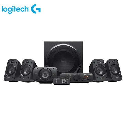 [logitech 羅技 ] 5.1聲道 環繞音效音箱系統 Z906