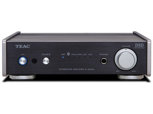 TEAC AI-301DA 綜合擴大機 USB DAC+藍芽 耳機擴大機 [My Ear台中耳機專賣店]