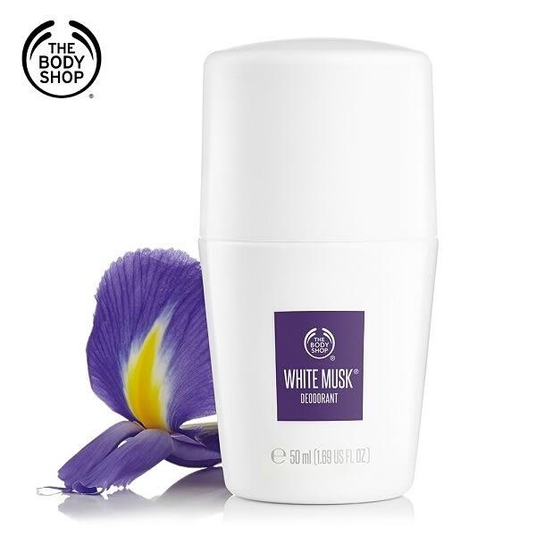 THE BODY SHOP白麝香體香劑(50ML) 041905302