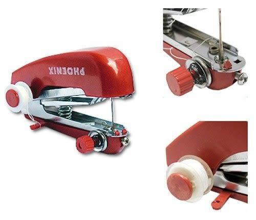 【發現。好貨】袖珍縫紉機 迷你口袋型手持縫紉機 針線/針車/鈕扣