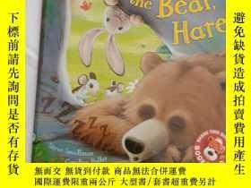 二手書博民逛書店don,t罕見wake the bear hareY12498