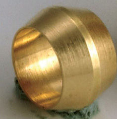 銅接頭 銅管接頭 1/4 銅管仁仔