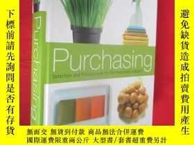 二手書博民逛書店Purchasing:罕見Selection and Procu