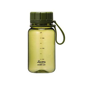 日本 Rivers STOUT AIR冷水瓶400ml-共3色橄欖綠