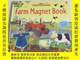 二手書博民逛書店Farm罕見Magnet BookY13534 Brooks, Felicity  Cartwright, S