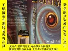 二手書博民逛書店THE罕見DIVIDE:分水嶺,Y200392