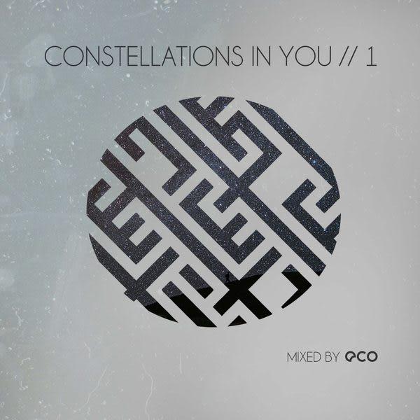 艾可 個人首張混音大碟 眼底星空混音盤第一輯 CD Eco Constellations In You 1混音盤Vendurain Stokstad