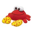 CHICCO義大利神奇感溫小螃蟹洗澡玩具~1個