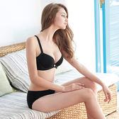 曼黛瑪璉-16SS紓壓好動-保氧內衣  B-E罩杯(黑)