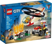 【LEGO樂高】CITY 消防直升機呼救 #60248