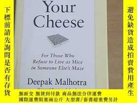 二手書博民逛書店I罕見Moved Your Cheese(For Those Who Refuse to Live as Mice