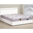 床架 MK-155-2 艾麗絲5尺床片型雙人床 (床頭+床底)(不含床墊) 【大眾家居舘】